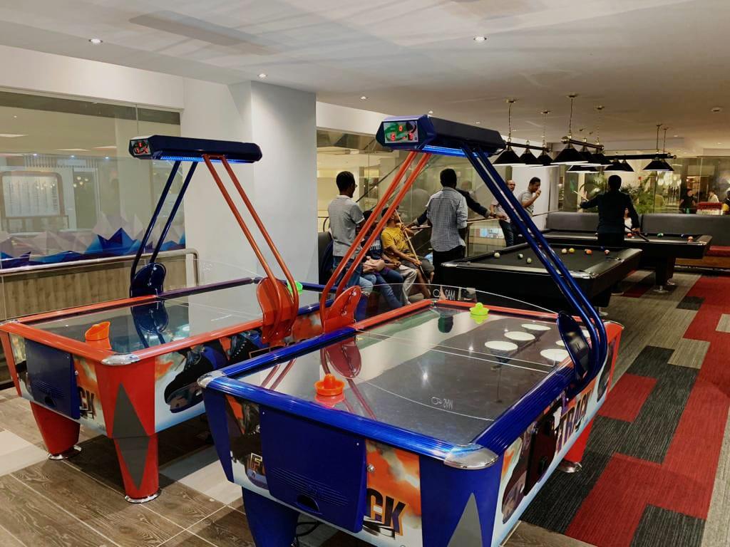 Bowling in Nairobi