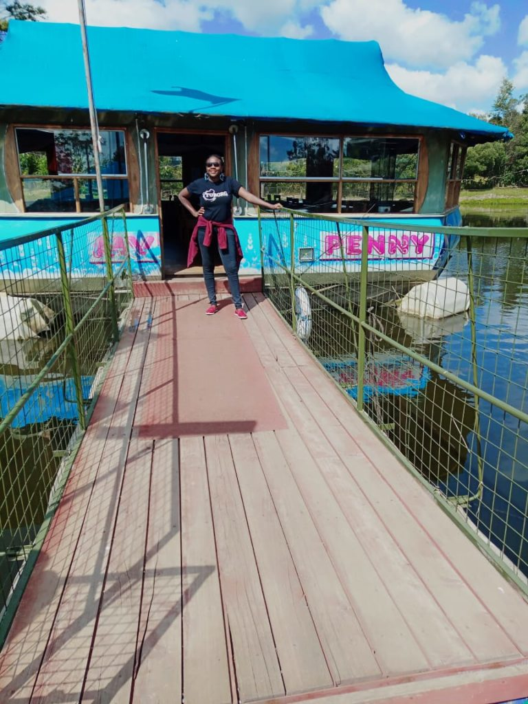 Stedmark Gardens and hotel - karen Nairobi's  floating restaurant