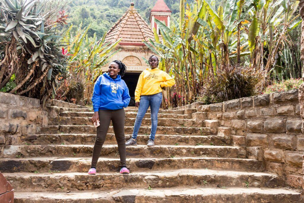 Glamping in Kenya Lake elementaita  Smallest church in Kenya