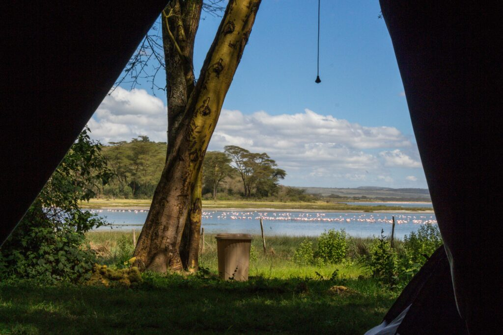 lake elementaita - Camp oasis