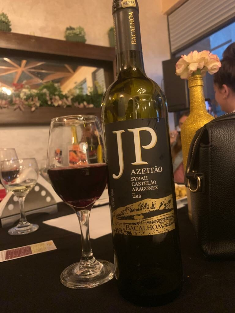 Portuguese wine tasting in Nairobi Empire coffee eatery
