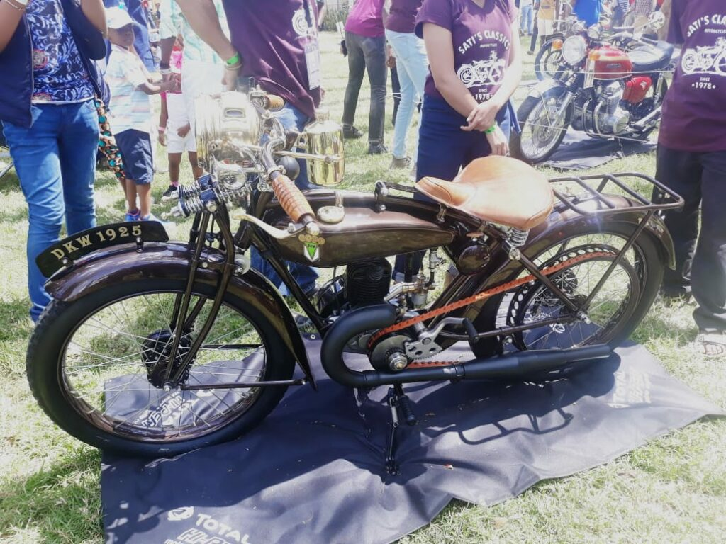 Concours d'elegance 2019  dkw 1925 by Sati's Classics