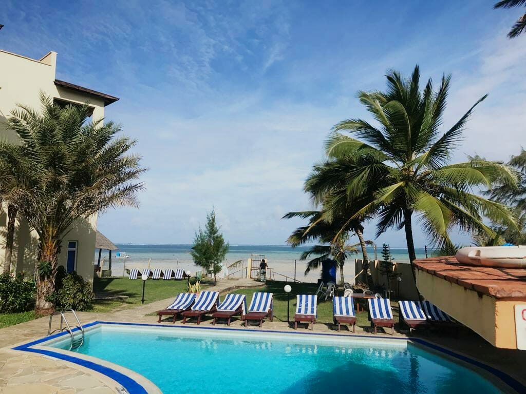 Azul margarita beach resort - North coast Mombasa