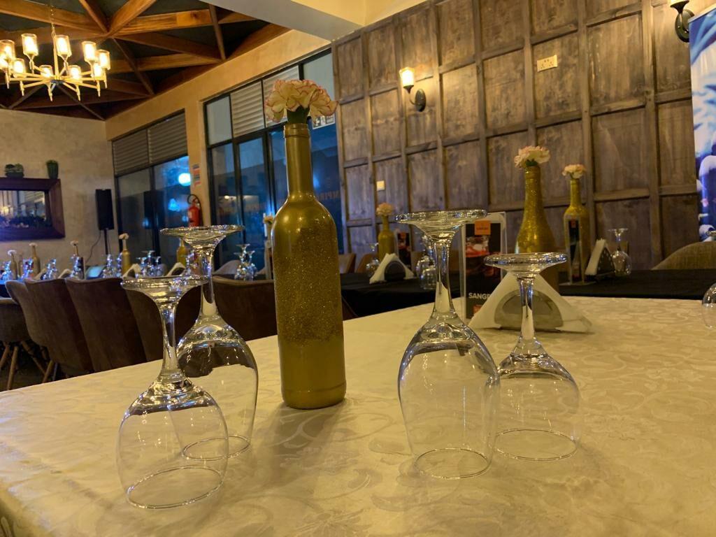 Portuguese wine tasting in Nairobi Empire coffee eatery