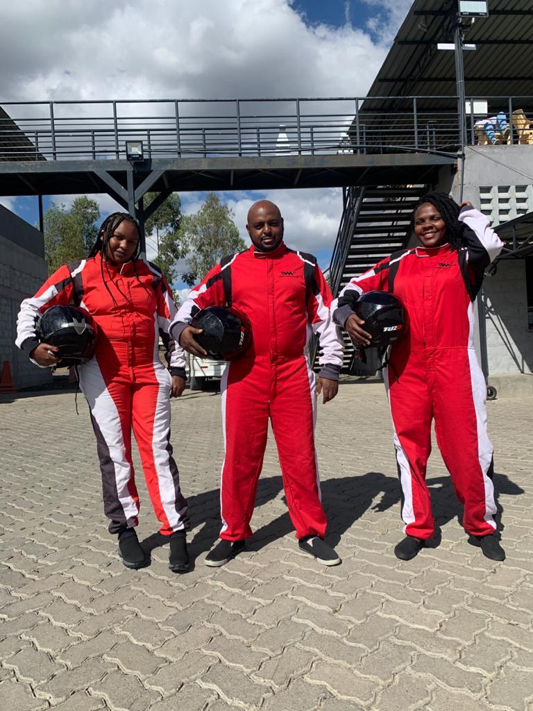 GP-Karting in Nairobi, Kenya