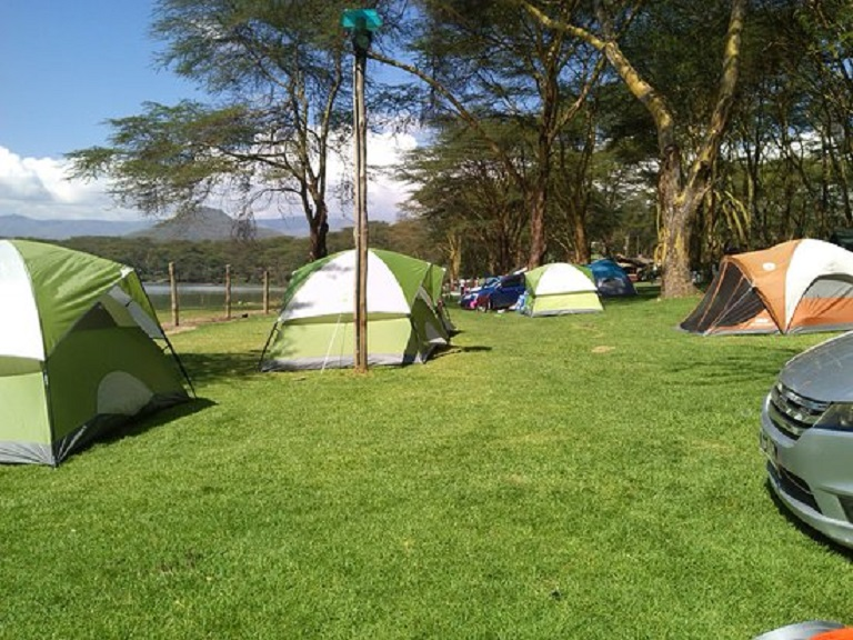 Oloiden Camping Site
